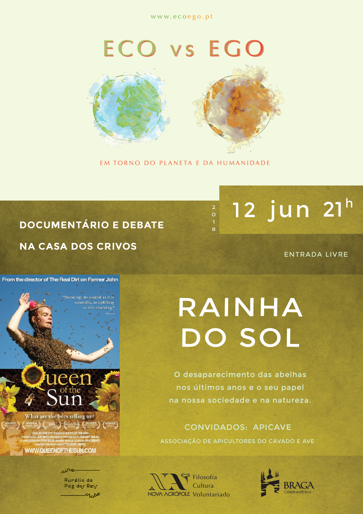 Eco vs Ego - Rainha do Sol cartaz-01.png